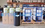 نظام معالجة مياه للمستشفيات2 جالون باليوم - إكوادور x 15,000