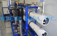 محطة معالجة مياه عصارة المكبات والقمامة 20,000 جالون في اليوم - كولومبيا