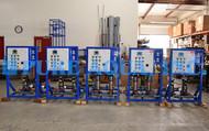 نظام إزالة الأيونات من المياه 30-40  جالون في الدقيقة - الكويت