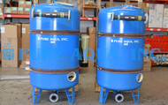 انظمة فلترة ثنائية 200 جالون بالدقيقة - نيجيريا