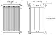 HYDRAsub MAX HSMM1200-ES Membrane