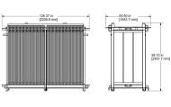 HYDRAsub MAX HSMM2400-ES Membrane