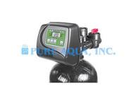 صمام تحكم وتصفية المياه وازالة العسر مع كلاك WS1.25SP