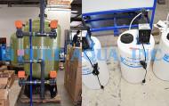 معدات SWRO 24000 GPD - جزر المالديف