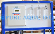 نظام التناضح العكسي برج التبريد للصرف30000 GPD - الولايات المتحدة الأمريكية