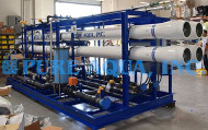 التوأم نظام مياه البحر بالتناوب مع ما قبل المعالجة المشتركة 150 M3 / يوم – بليز