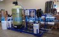 نظام RO الصناعي للمنشآت العامة 57000 GPD - كوراكاو