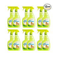 Mess Eliminator for Pets – Case of 12, 32 fl. oz. spray bottles