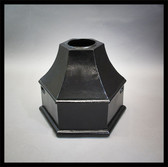 X-BA-SGTH-RD-35 GOTHAM STYLE BASE FOR ROUND POLES