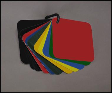 Color swatch set