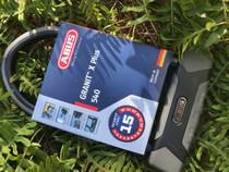 Abus Granit X Plus 540 U lock