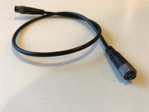 2 pin locking signal extension cable for e-brakes