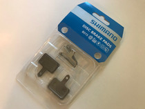 Shimano B01S disc brake pads for CrossCurrent S