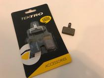 Tektro E10.11 brake pads fits Tektro HD-E350 brakes on CCS