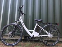 Ezee Sprint city commuter e-bike