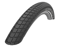 "Schwalbe Super Moto-X 20"" tire for Juiced U500"
