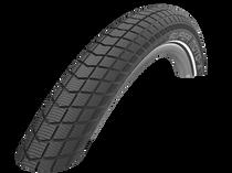 """Schwalbe Super Moto-X 20"""" tire fits Juiced U500"""