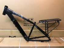 "Juiced CrossCurrent S frame Medium 16.5"" black frame only"
