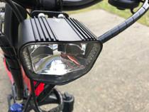 SPL-01 Super bright LED headlight with hi/low/DRL