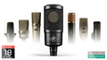 Antelope Edge Solo Modeling Microphone