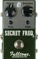 Fulltone Secret Freq overdrive pedal