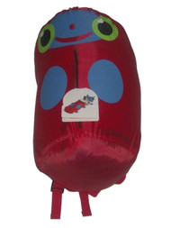 David Kirk Sunny Patch Ladybug Sleep Over Slumber Sack Sleeping Bag Red Lady Bug