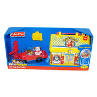 Fisher Price Little People On The Go Train Take along