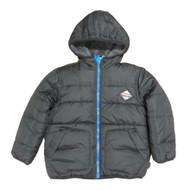 Performance Gear Boys Black Insulated Puffer Jacket Winter Coat