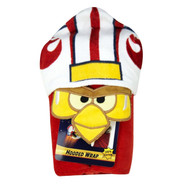 Angry Birds Star Wars Horizon Hooded Cape Towel Wrap Child Size 100% Cotton