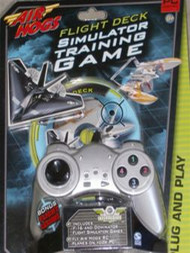 Air Hogs Flight Deck Simulator Training Game PC Plug and Play
