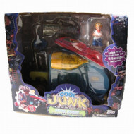 COOL JUNK GRIME BUGGY with Junk Boy in Pilot Uniform by Topps