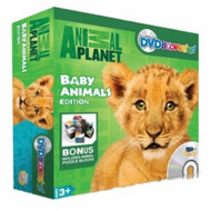 Animal Planet Baby Animals DVD Discoveries Game & Clips