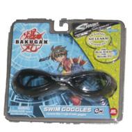 Cartoon Network Bakugan Swim Goggles Dual Strap Swimming Goggle