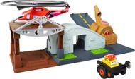 Disney Planes Fire & Rescue Riplash Flyers Rip N Rescue Headquarters Playset