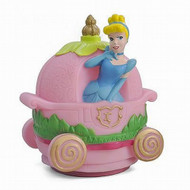 Disney Princess Cinderella Figure Tabletop Lamp Battery Operated Night Light