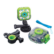 Discovery Kids Photo/Video Outdoor Adventure Action Camera With Mounts
