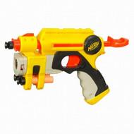 Nerf N-Strike Nite Finder EX-3 Gun Dart Shooter Light Beam Blaster Shoots Darts