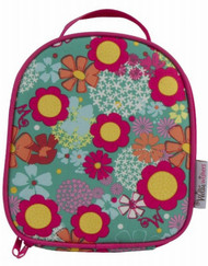 American Girl Wellie Wishers Lunch Box Insulated Floral Lunch Bag Tote