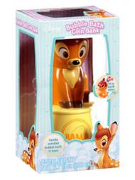 Disney Bambi Bubble Bath Coin Bank Vanilla Scented