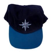 Blue Mens Seattle Mariners Hat Adjustable Baseball MLB Ball Cap