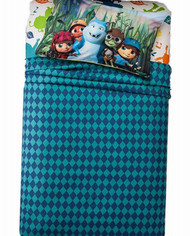 Beat Bugs 4 Piece Full Sheet Set Kids Bed Sheets