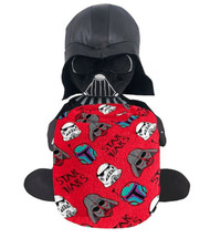 Disney Star Wars Darth Vader Throw Blanket & Stuffed Action Figure 2 Pc Set