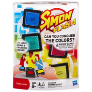 Simon Flash Electronic Game With Light Sound & Changing Colors