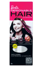 Barbie Designable Hair Extensions Refill Pack
