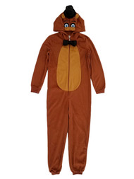 Five Nights at Freddy's Boys Freddy Fazbear Costume Union Suit Pajamas