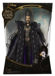 "Disney Alice Through The Looking Glass 11.5"" Deluxe Father Time Collector Doll"