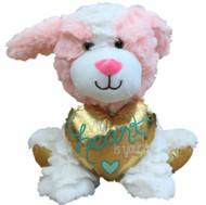 Animal Adventure Sm Plush Puppy Dog Stuffed Animal My Heart Is Yours Valentine