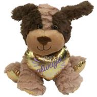 Animal Adventure Sm Plush Puppy Dog Stuffed Animal Always On My Mind Valentine