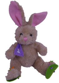 It's Easter Plush Bunny Rabbit Small Stuffed Animal Pal