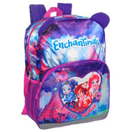 "Accessory Innovations Enchantimals Furever Besties 16"" Backpack Kids School Pack"